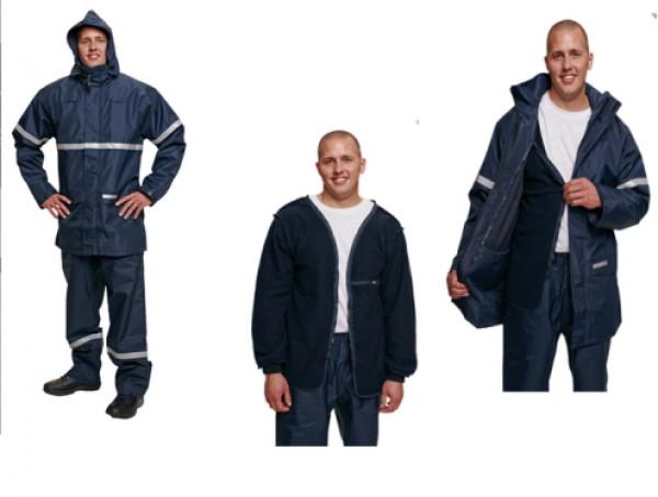 RIDLEY  kabát navy