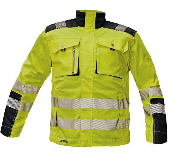 ALLYN HV kabát HV sárga