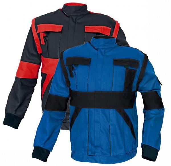 MAX télikabát kék/fekete