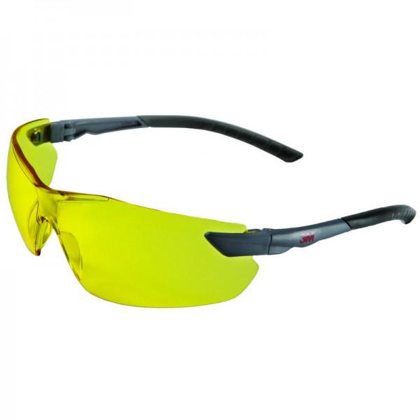 3M Védőszemüveg, sárga lencse