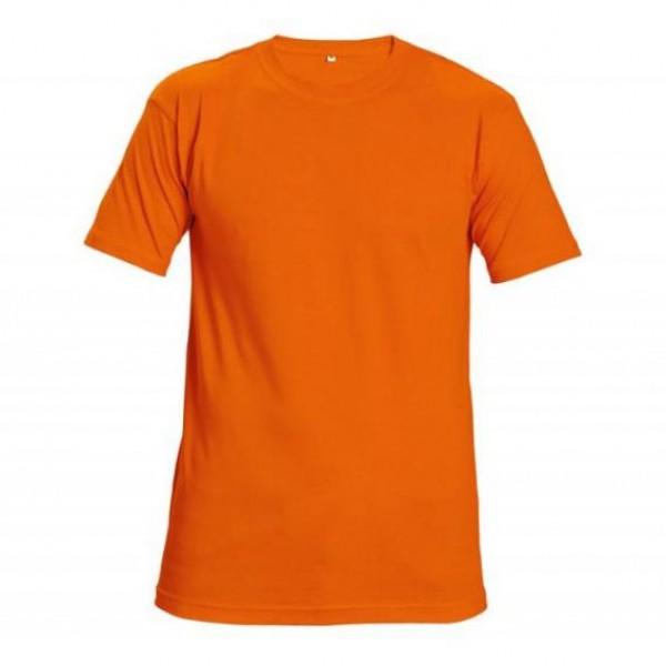 TEESTA FLUORESCENT trikó narancssárga