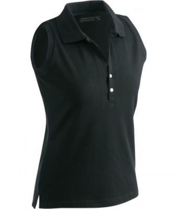 75bb45abc8 Taboo Hungary - James & Nicholson női fekete ujjatlan póló