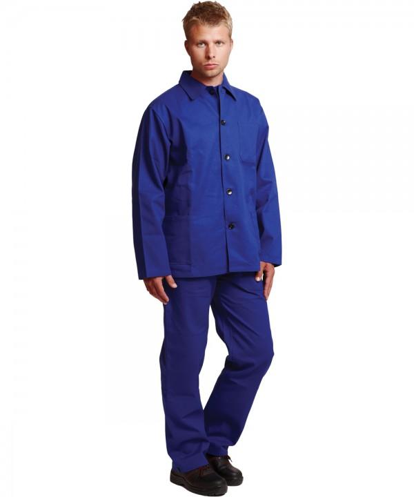 FF BE-01-001 set(kabá+nadr) kék