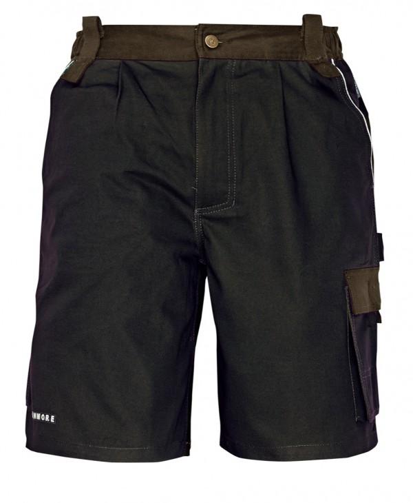 STANMORE rövidnadrág sötét barna
