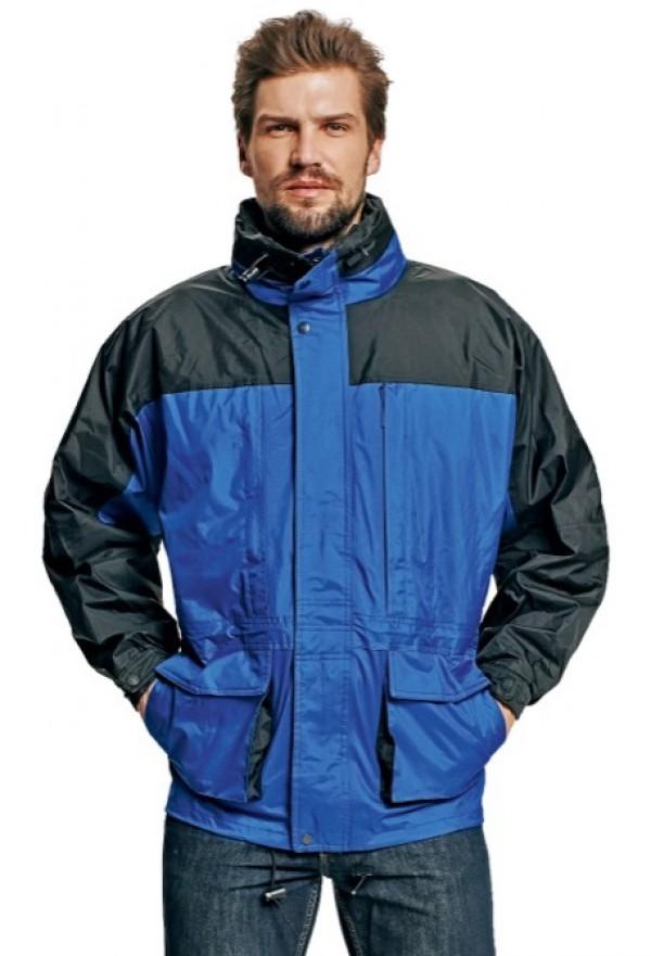URSA téli kabát kék/fekete