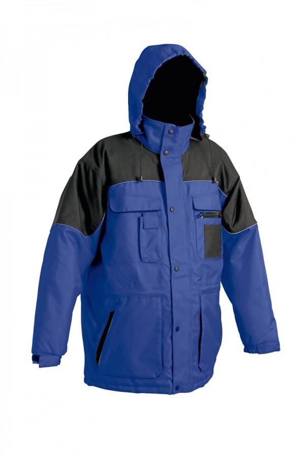 ULTIMO kabát kék-fekete