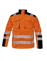 ALLYN HV kabát HV narancssárga
