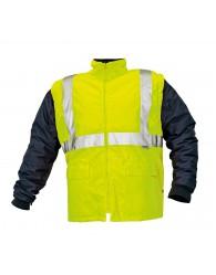 BELONIA HV kabát sárga