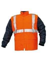BELONIA HV kabát narancssárga