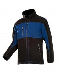 DURANGO férfi polár kabát kék/fekete