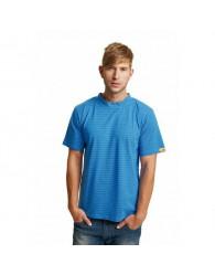 EDGE ESD trikó royal kék
