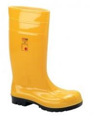 EUROFORT S4 csizma sárga