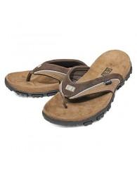 LOOE  papucs barna
