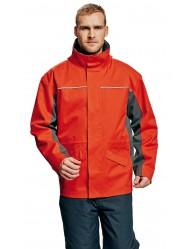 MULTIPROTECTOR kabát piros