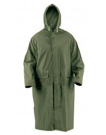 FF BE-06-001 PVC esőkabát zöld