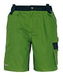 STANMORE rövidnadrág zöld/fekete