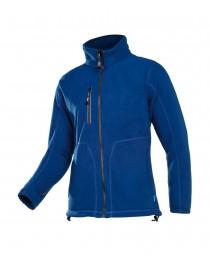 MERIDA polár kabát kék
