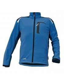ALLYN NEW softshell kabát kék