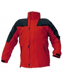 ANZAC kabát polár bélés piros