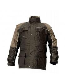 STANMORE téli kabát sötétbarna