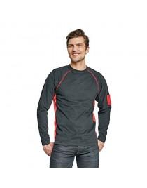 FAXE 190gsm hosszú ujjú trikó fekete