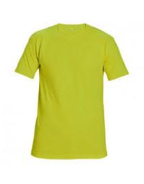 TEESTA FLUORESCENT trikó zöld