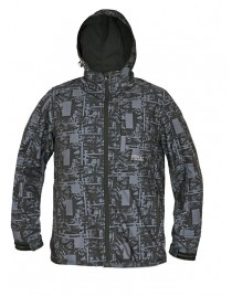 GLASSON softshell kabát