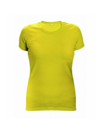 SURMA LADY női póló sárga