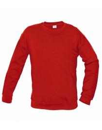 TOURS pulóver piros