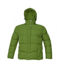 MESLAY LADY kabát zöld