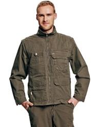 UKARI kabát zöld