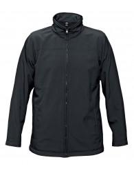 FF BE-02-003 softshell kabát fekete