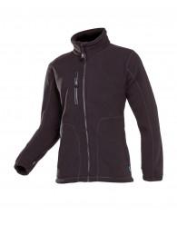 MERIDA polár kabát fekete
