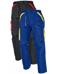 MAX nadrág 260 g/m2 kék/sárga