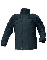 ANZAC kabát polár bélés feket