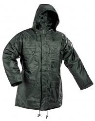 ATLAS kabát zöld