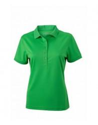 James & Nicholson zöld női galléros póló