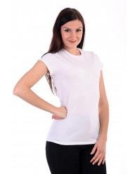 Női Póló rövid ujjú póló fehér