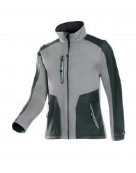 TORREON softshell kabát szürke/fekete