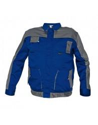 MAX EVO kabát kék/szürke