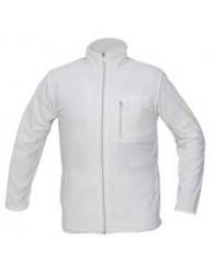 KARELA polár kabát fehér