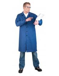 FERN hosszúujjú férfi köpeny kék
