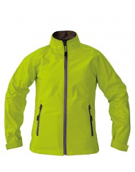 GAULA LADY softshell kabát zöld