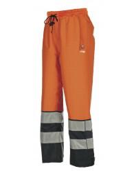 GLADSTONE nadrág narancssárga-kék
