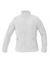GOMTI női polár kabát fehér