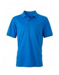 James & Nicholson Férfi kék színű galléros póló