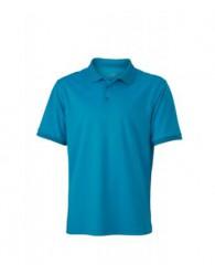 James   Nicholson Férfi türkiz színű galléros póló a5a00d48a1