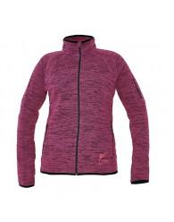 KALIX LADY kabát sötét rózsaszín