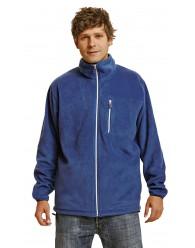 KARELA polár kabát royal kék