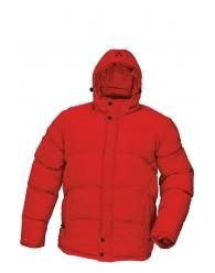 MESLAY kabát piros